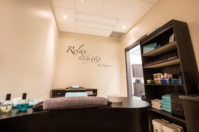 Pur indulgence salon spa for 306 salon regina